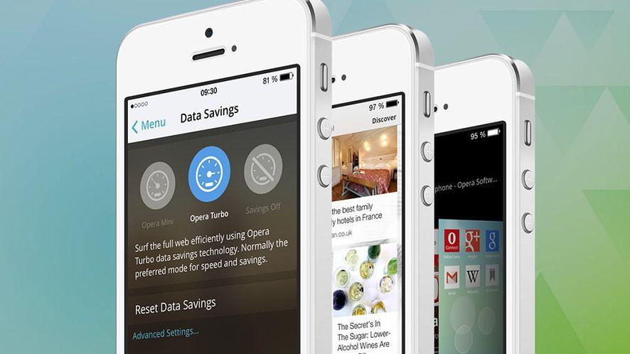 Opera Mini 8 dla iOS-a: przeglądarka mobilna, którą trudno będzie pokonać
