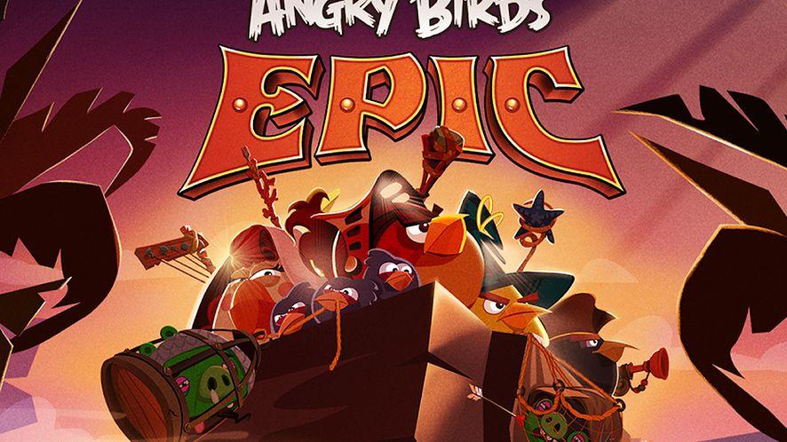 Rovio zapowiada Angry Birds Epic, RPG z ptakami