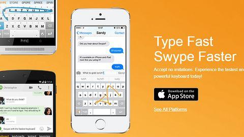 Swype dla iOS za darmo i ze wsparciem dla języka polskiego