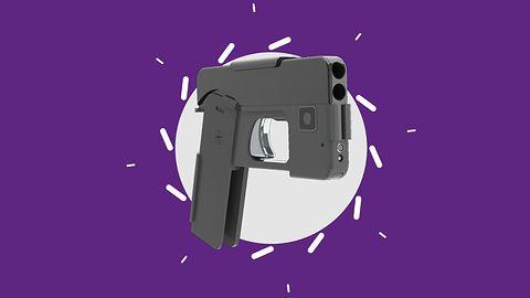 Ideal Conceal: udający smartfon pistolet dopiero w przedsprzedaży, a już budzi obawy policji