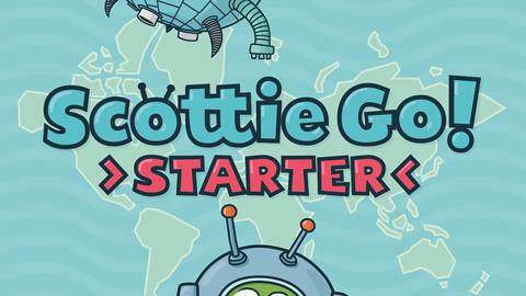 Planszówka ucząca programować Scottie Go! teraz w wersji STARTER mini