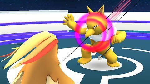 11. Jak skutecznie walczyć w Pokemon GO?