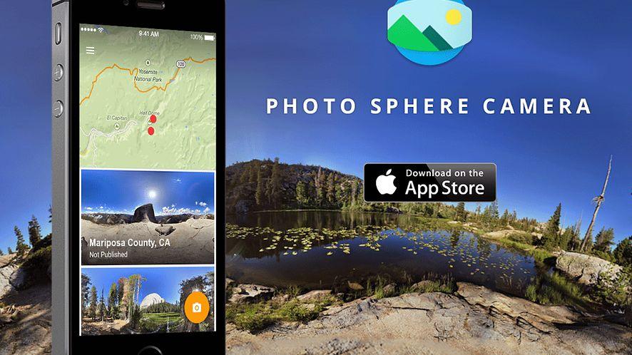 Twórz zdjęcia sferyczne na iOS dzięki aplikacji od Google