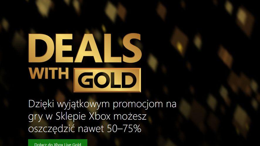 Nowe promocje gier na Xbox 360 i Xbox Live w ofercie Deals With Gold #prasówka