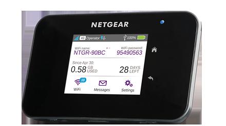 NETGEAR wprowadza pierwszy mobilny router LTE CAT11: AirCard 810 #prasówka