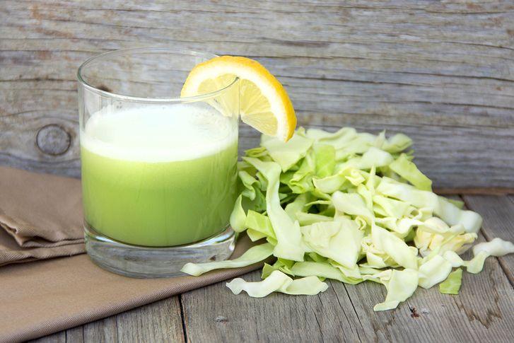 Właściwości soku z kapusty
