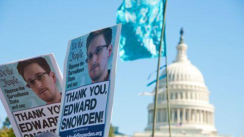 USA pozywają Edwarda Snowdena. Zarzuty są co najmniej zaskakujące