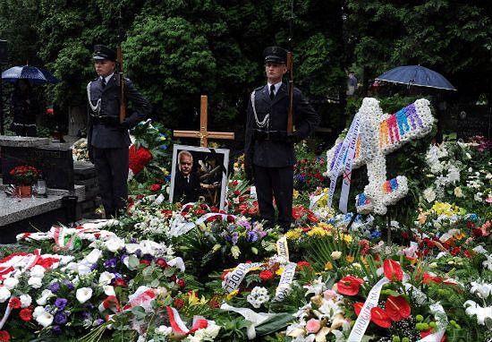 Pogrzeb tragicznie zmarłego kpt. Marka Szufy