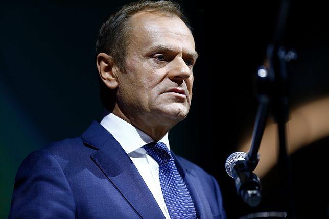 Donald Tusk wspominał czasy studenckie i organizowanie nielegalnej opozycji