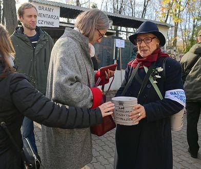 Na Starych Powązkach udało się już ocalić blisko 1,5 tys. pomników i kaplic