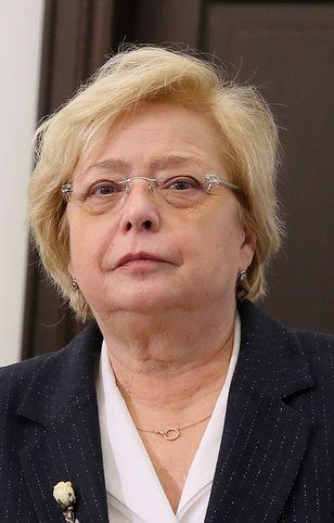 Posiedzenie Sądu Najwyższego. Małgorzata Gersdorf odpowiada Julii Przyłębskiej