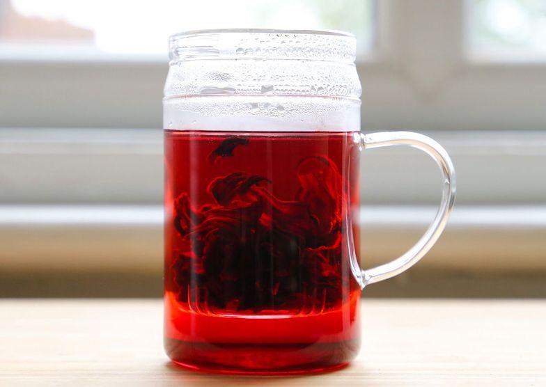 Czerwona herbata przyspiesza odchudzanie