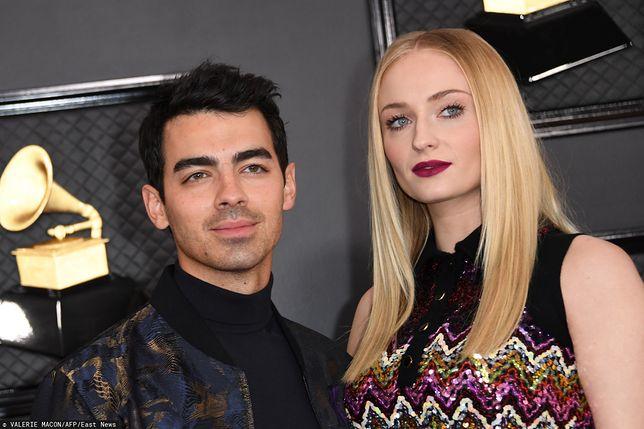 Joe Jonas i Sophie Turner zostaną w tym roku rodzicami