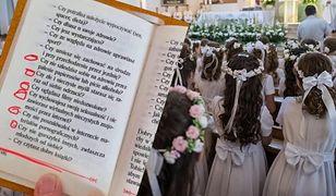 Książeczka do Pierwszej Komunii Świętej wzbudziła kontrowersje