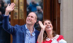 Nikt nie spodziewał się, że księżna Kate wystąpi w czerwonej sukience