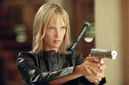 Kadr z filmu Kill Bill Vol 2