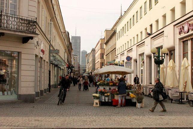 Historia pewnej ulicy: Chmielna (SPACER)