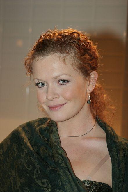 Daria Widawska w 2007 roku