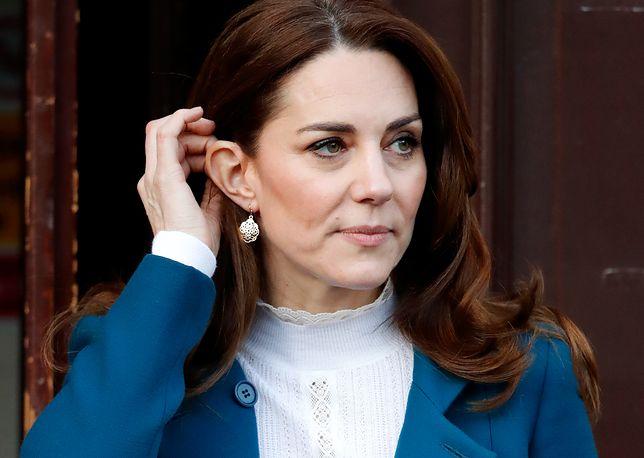 Kate Middleton martwi się odejściem Harry'ego