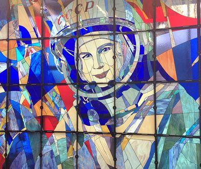 Mozaika powstała jako hołd dla Walentiny Tierieszkowej