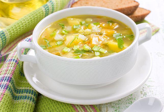 Odchudzająca moc zupy