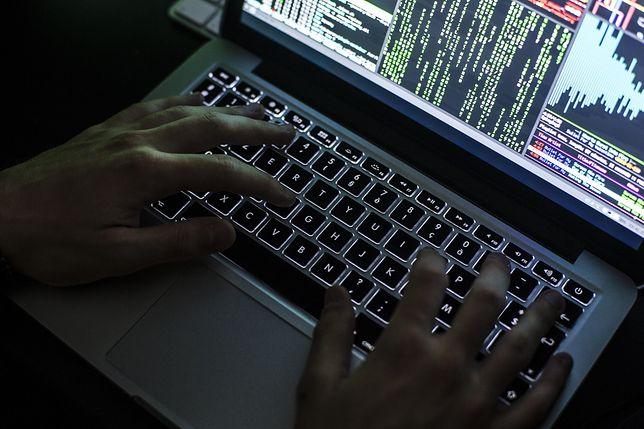Największy atak hakerski w historii Ukrainy. Uderzenie w banki, telekomunikację, lotnisko i metro
