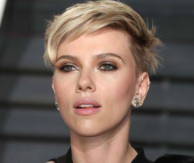 Scarlett Johansson nie zagra transmężczyzny. Wycofała się z projektu