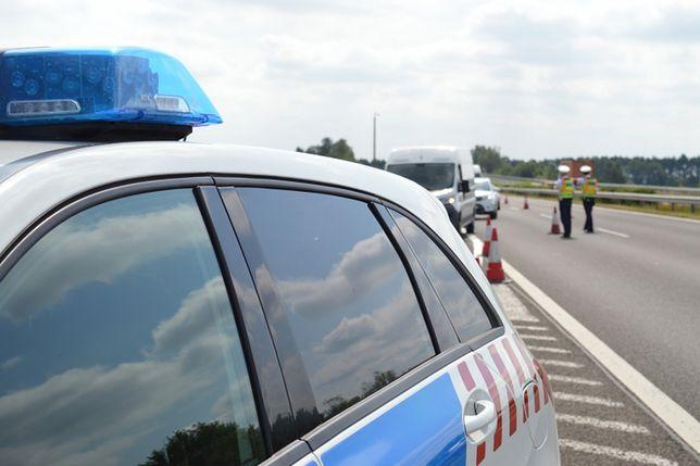 Autobus z polskimi uczniami wjechał do rowu na Węgrzech