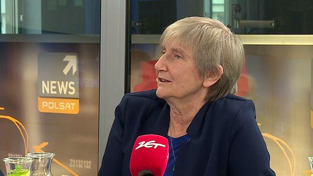 Barbara Fedyszak-Radziejowska, doradca prezydenta Andrzeja Dudy.