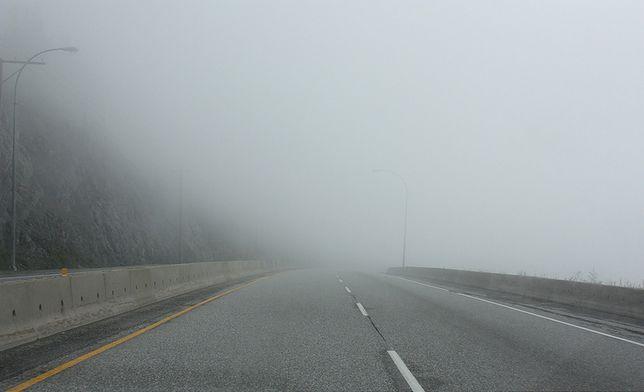 Pogoda. Uwaga na mgłę! RCB ostrzega