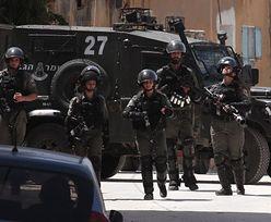 Izrael zaatakował bazy syryjskiej armii