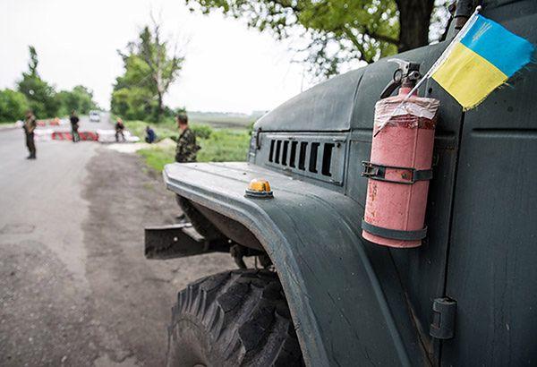 OBWE: 155-milimetrowe haubice oraz czołgi na Ukrainie