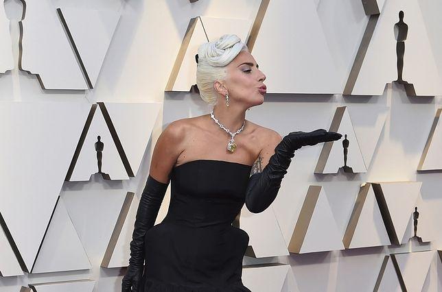 Imponujący naszyjnik Lady Gagi na Oscarach 2019. Nie widziano go od lat