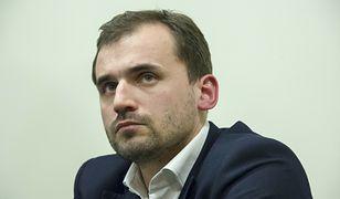 Marcin Dubieniecki o działaniach prokuratury. Nie przebiera w słowach