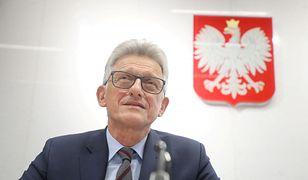 Stanisław Piotrowicz nie dostał się do Sejmu