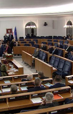 Senat. Trwa podział sił po wyborach parlamentarnych 2019