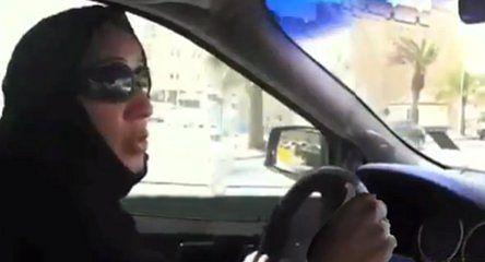 Otrzyma baty za kierowanie autem