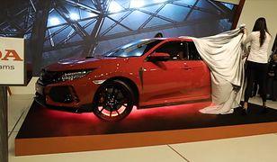 Premiera nowej Hondy Civic Type-R - wideo
