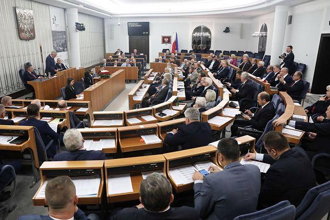 Ostatnie posiedzenie Senatu IX kadencji odbyło się w piątek