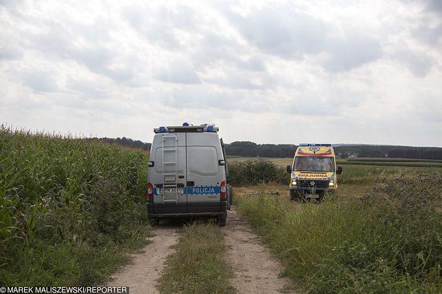 Zwłoki 17-latka leżały na polnej drodze