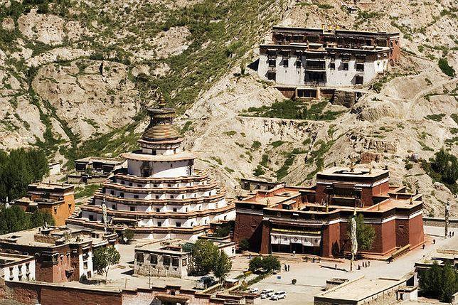Młoda Tybetanka zmarła po samopodpaleniu
