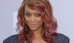 Tyra Banks na imprezie Women In Entertainment