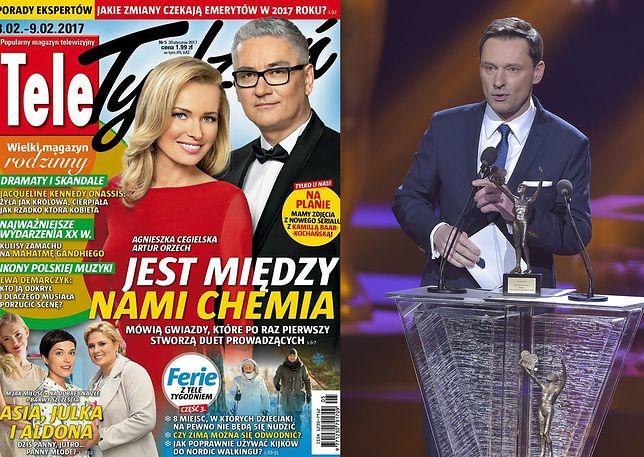 Telekamery 2017: w tym roku nie obejrzycie transmisji z rozdania nagród. TVP strzeliła focha za ubiegły rok