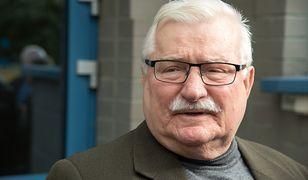 Lech Wałęsa skrytykował PO