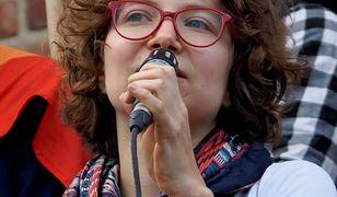 Daria Gosek-Popiołek jest aktywistką społeczną /fot. Jakub Hałun