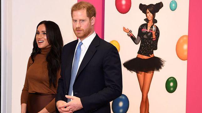 Meghan i Harry chcą zachować swoje tytuły książęce