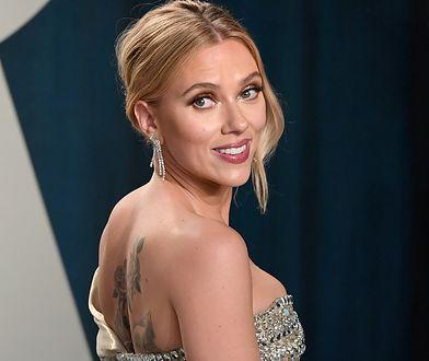 Scarlett Johansson w ciąży! Ojcem jest znany komik
