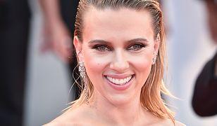 Zjawiskowa Scarlett Johansson na festiwalu w Wenecji