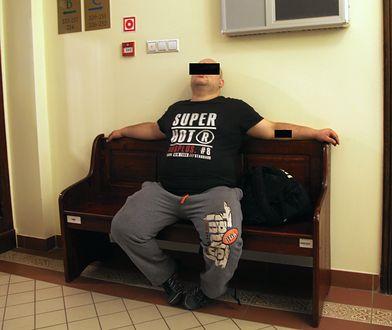 Protestował po śmierci Igora Stachowiaka. Sąd skazał go na więzienie