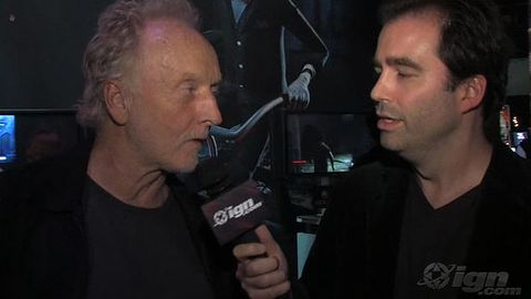 Tobin Bell o Saw: The Videogame